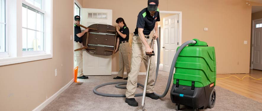 Moorhead, ND residential restoration cleaning